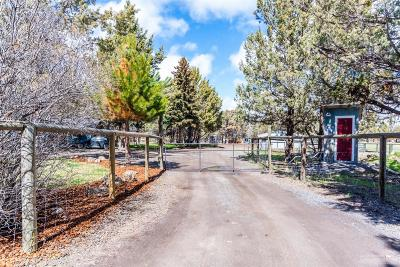 Bend Single Family Home For Sale: 64570 Research Road