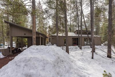 Sunriver Single Family Home For Sale: 56874 Trapper Lane
