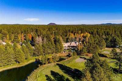Sunriver Single Family Home For Sale: 17997 North Course Lane