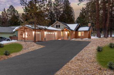 Bend Single Family Home For Sale: 60616 River Bend Drive