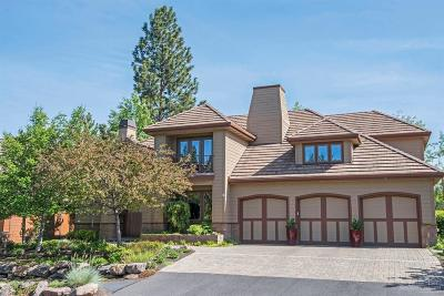 Bend Single Family Home For Sale: 19039 Mt McLoughlin