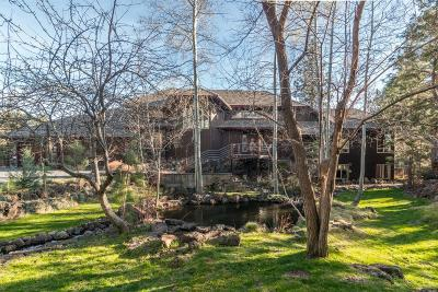 Single Family Home For Sale: 20015 Chaney Road