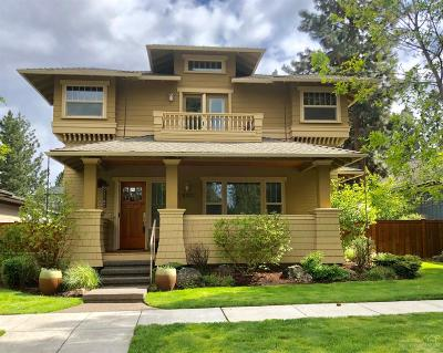 Bend Single Family Home For Sale: 833 NW Fort Clatsop Street