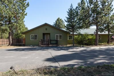 La Pine Single Family Home For Sale: 53820 4th Street