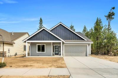 La Pine Single Family Home For Sale: 51358 Wheeler Road