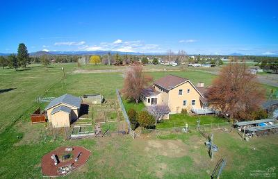 Bend Single Family Home For Sale: 62660 Erickson Road