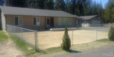 Crescent Lake Single Family Home For Sale: 1314 Crescent Cuttoff Road