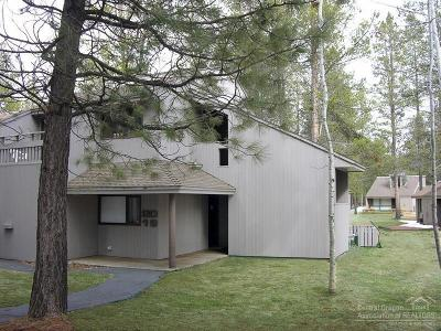 Sunriver Condo/Townhouse For Sale: 20 Meadow House Condo