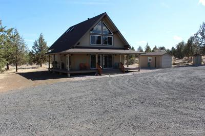 Single Family Home For Sale: 5215 SW Upper Canyon Rim Drive