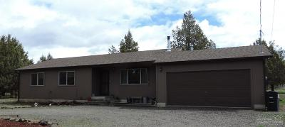 Single Family Home For Sale: 8357 SW Pumice Court