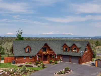 Single Family Home For Sale: 60405 Sunridge Drive