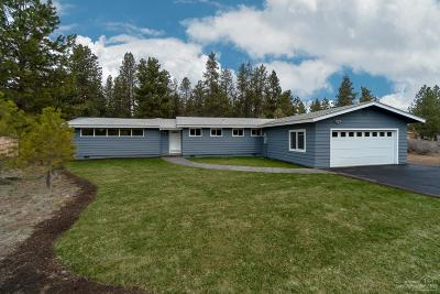 Bend Single Family Home For Sale: 19420 Apache Road