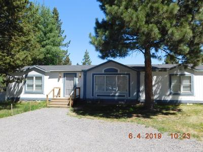 La Pine OR Mobile/Manufactured For Sale: $284,900
