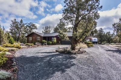 Bend Single Family Home For Sale: 64510 Sylvan Loop