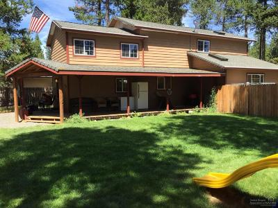 Bend Single Family Home For Sale: 55768 Snow Goose