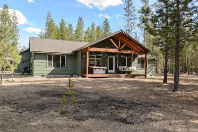 La Pine Single Family Home For Sale: 151615 Wagon Trail Road