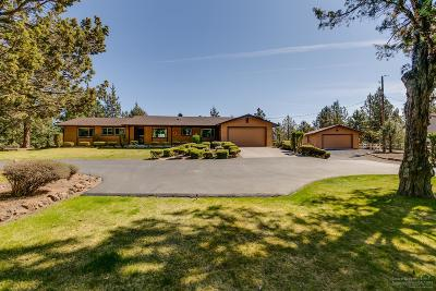 Bend Single Family Home For Sale: 63236 Overtree Road