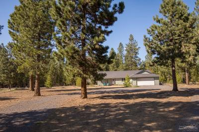 La Pine Single Family Home For Sale: 53110 Alps Court