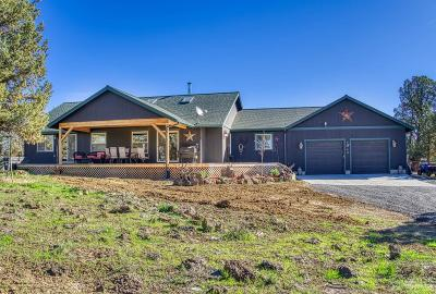 Bend Single Family Home For Sale: 25280 Cultus Lane