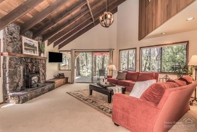 Sunriver Single Family Home For Sale: 57055 Deer Lane