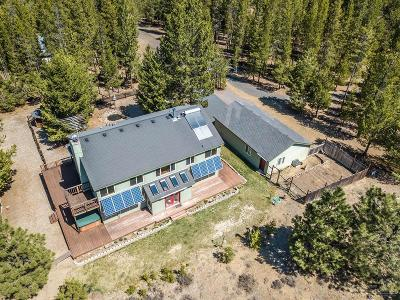 Caldera Springs, Crosswater, Vandevert Ranch, River Meadows, Deschutes River Acre, Deschutes Rive Acre, Deschutes River Hgts, Deschutes River Ranc, Fall River Estate, Lazy River, Lazy River West, Spring River Acres Single Family Home For Sale: 54811 Lonesome Pine Road