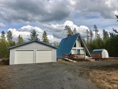 La Pine Single Family Home For Sale: 51500 Ash Road