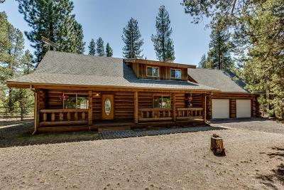 La Pine Single Family Home For Sale: 16087 Lava Drive