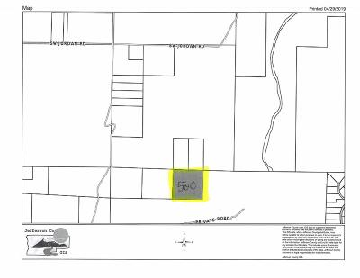 Culver Residential Lots & Land For Sale: 2 Jordan Road