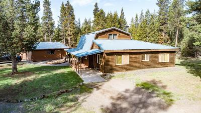 La Pine Single Family Home Contingent Bumpable: 15829 Deedon Road