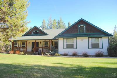 La Pine Single Family Home For Sale: 16071 Alpine Drive