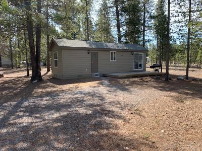 La Pine Mobile/Manufactured For Sale: 53640 Big Timber Drive
