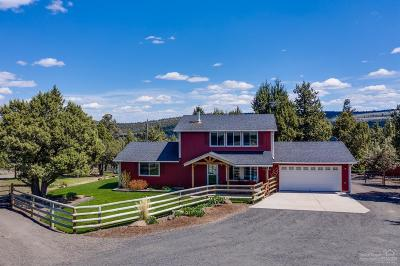 Prineville Single Family Home For Sale: 15400 SE Winchester Loop