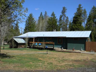 La Pine OR Single Family Home For Sale: $198,900