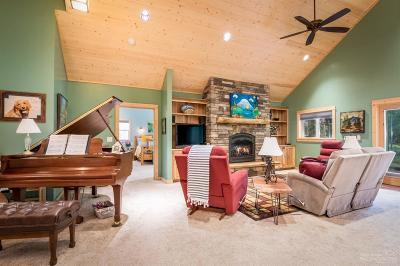 Sunriver Single Family Home For Sale: 17586 Forest Lane