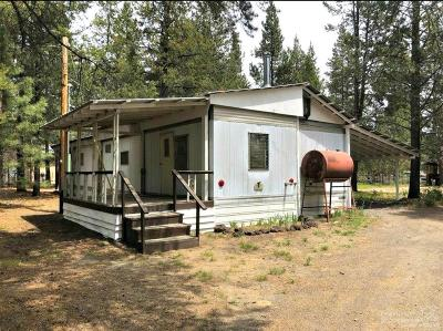 La Pine Mobile/Manufactured For Sale: 52940 Forest Way