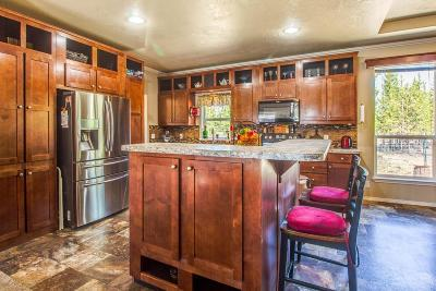 La Pine Single Family Home For Sale: 11619 Sun Forest Drive
