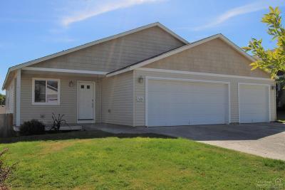 Prineville Single Family Home For Sale: 528 NE Robin Court