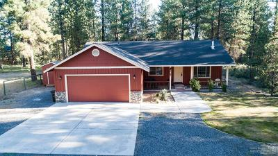 Bend Single Family Home For Sale: 16300 Whitetail Lane