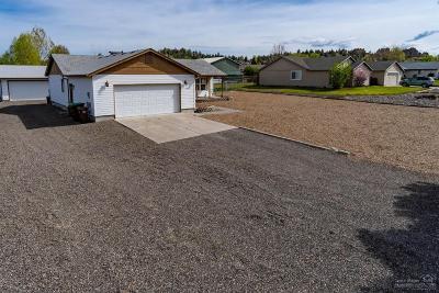 Prineville Single Family Home For Sale: 1137 NE Bitterbrush Road