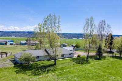 Prineville Single Family Home For Sale: 2250 NE Sunrise Acres Lane