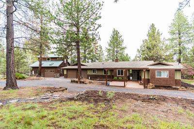 Bend Single Family Home Contingent Bumpable: 20518 Pine Vista Drive