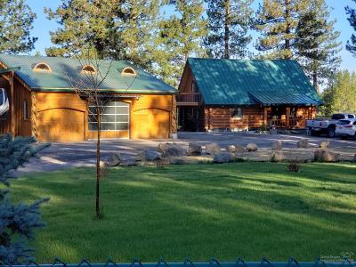 La Pine Single Family Home For Sale: 51610 Ash Road