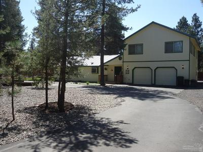 La Pine Single Family Home For Sale: 53761 Day Road