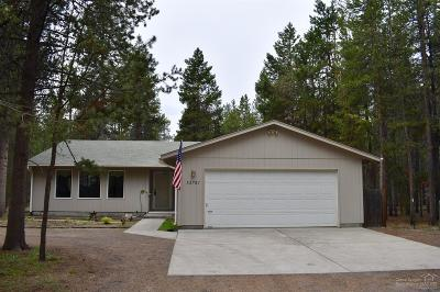 La Pine Single Family Home For Sale: 52781 Oak Drive