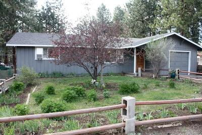 Bend Single Family Home For Sale: 60197 Cheyenne Road