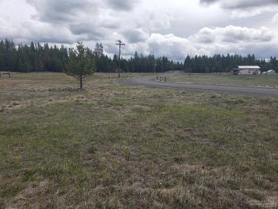 Crook County, Deschutes County, Jefferson County, Klamath County, Lake County Residential Lots & Land For Sale: 3800 Split Rail
