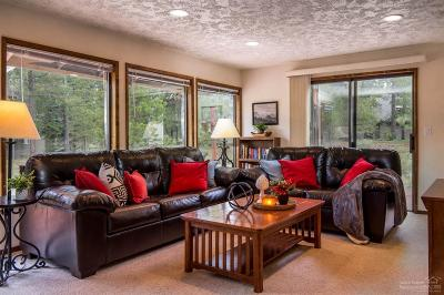Sunriver Single Family Home For Sale: 17916 Flat Top