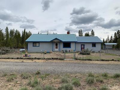 La Pine Single Family Home For Sale: 12342 Sun Forest Drive