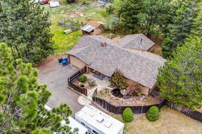 Bend Single Family Home For Sale: 61850 Ward Road