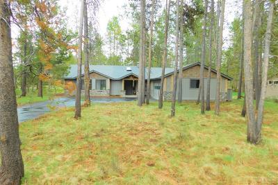 Sunriver Single Family Home For Sale: 58126 Kinglet Lane